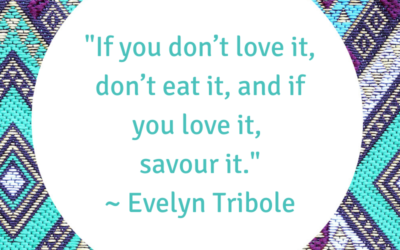 My Adventure to Becoming a Trained Professional in Intuitive Eating