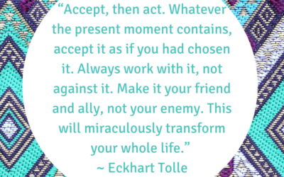 The Gift of Radical Acceptance