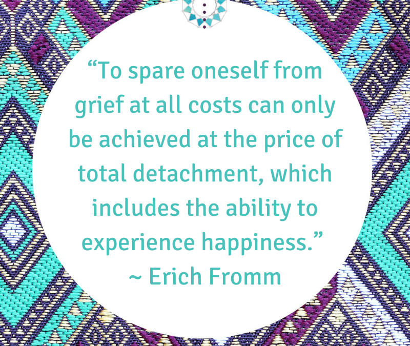 The Sixth Stage of Grief – Finding Meaning