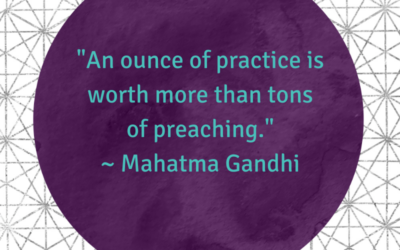Deliberate Practice – The Gold Standard of Practice